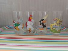 IXL Collectable glasses x 4