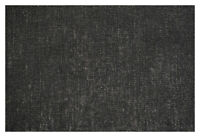 "Black 100% Pennsic Linen Soft Drapery Apparel Fabric 56""W By The Yard"