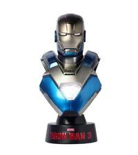 Hot Toys Iron Man 3 Mark 30 Blue Steel 1/6 Bust