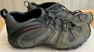 Mens Merrell Chameleon Prime Stretch Granite J21415 Trail/Hiking Shoes Size 9