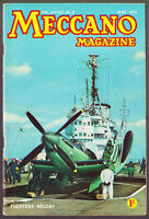 Meccano Magazine Vol XXXVI No 5 May 1951 Vintage