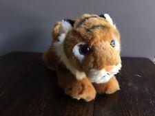 "MIYONI BY AURORA  9"" Plush Bengal Tiger - Plush Toys - Kids  - Quality Lovey"