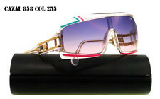 NEW CAZAL 858 SUNGLASSES LEGEND VINTAGE CRYSTAL COLOR (255) 100% AUTHENTIC