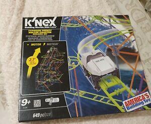 Knex roller coaster kit