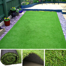 8FT x 5FT Artificial Grass Synthetic Grass Mat Pet Turf Lawn Garden Carpet