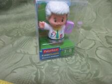 Fisher price little people single Doctor Nathan NIB person man toy DR. x-ray fun