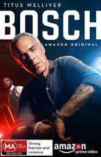 BOSCH - SEASON 3 -  DVD - Region 4 - sealed