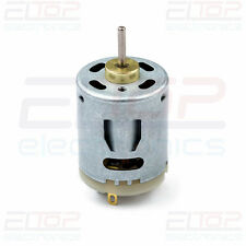 High Torque DC Motor 12V - 24V 5 Pole for Water Pumps Robots Car Boat Models