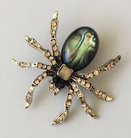 Unique Spider Brooch pin