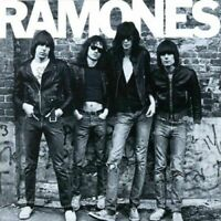 *NEW* CD Album - The Ramones - Self Titled (Mini LP Style Card Case)