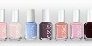 Essie Lacquer Nail Polish - Choose Your Shade