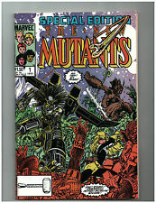 The New Mutants special #1 annual#3 plus issues 17-18, 20, and 37-55 VF+ - VF/NM