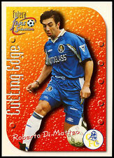 Robert Di Matteo #9 Futera Chelsea Football 1999 Trade Card (C336)