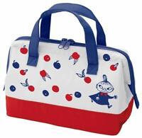 Skater Bento Lunch Box Cooler Bag Moomin Little My KGA1