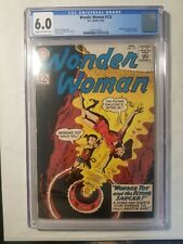 DC Wonder Woman #132 CGC 6.0 Wonder Tot (1962) Comic