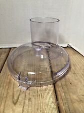 Black & Decker 8 Cup Food Processor FP1700 FP1800 Clear Lid Replacement Part