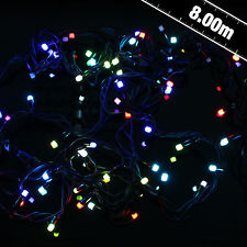 100 Premier Connectable Outdoor or Indoor LED Christmas Lights Colour Changing