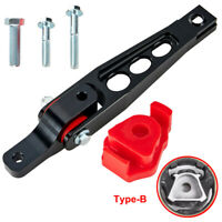 Pendulum Engine Mount Kit Dog Bone Insert Bushing For 14+ VW Golf MK7 Audi A3 TT