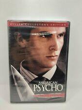American Psycho (Dvd, 2005, Uncut Version, Killer Collector's Edition) Brand New