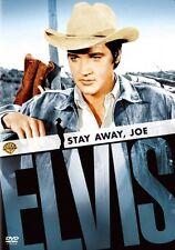 Stay Away Joe - Elvis Presley DVD NEU