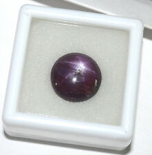 20.30 CT NATURAL 6 RAY RED RUBY STAR LOOSE PENDANT SIZE BEAUTIFUL GEMSTONE