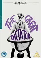 The Great Dictator  Charlie Chaplin DVD