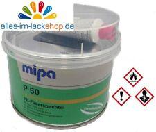 P 50 mipa Glasfaserspachtel Faserspachtel Glasfaser GFK Füllspachtel inkl.Härter