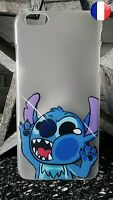 Coque Plastique Rigide Housse Apple CADEAU IPHONE 6 PLUS - STITCH DISNEY