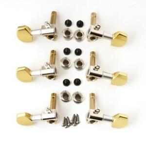 PRS Phase III Locking Tuners Hybrid (Set of 6) 101659:H:003