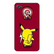 Practice Time Pocket Monster Parody FITS iPhone 4 4s Snap On Case Cover New