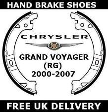 CHRYSLER Grand Voyager 2.5 2.8 CRD 3.3 3.8 2001-07 freno disco pastiglie HB Scarpe