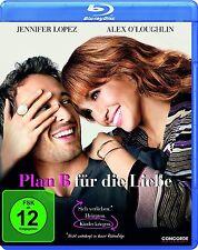 PLAN B FÜR DIE LIEBE (Jennifer Lopez, Alex O'Loughlin) Blu-ray Disc NEU+OVP