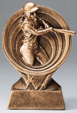 """Softball award, trophy, exciting New Design, about 6"""" tall, includes engraving"""