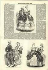 1845 Royal Costume Ball Col Dawson Dame Prince Of Leiningen