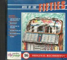 AA.VV.PAUL ANKA DORIS DAY HITS  OF THE FIFTIES CD