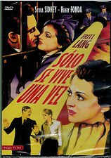 Solo se vive una vez (You Only Live Once) (DVD Nuevo)