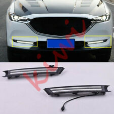 DRL for Mazda CX-5 2017-2020 2-Color LED Daytime Running Light Driving lights