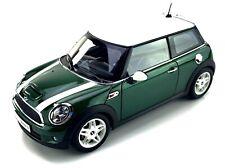 Mini Cooper S Green Kyosho 1:18 NEW
