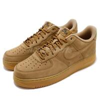 Nike Air Force 1 07 WB Flax Wheat Brown Mens Shoes Sneakers AF1 AA4061-200