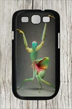Insect Life Brown Orange Praying Mantis Case Cover For Samsung Galaxy S3 -sdc5Z