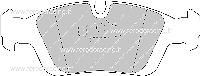 Pasticche freni anteriori Ferodo Racing FCP725H BMW E36 316 318 320 325tds BMWZ3