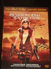 DvD movie Resident Evil Extinction Milla Jovovich Ashanti, Ali Larter, Mike Epps