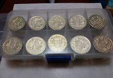 1 x £1 One Pound Coin Storage Holder Container Holds 70 X £1 Jewellery Free P&P