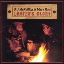 Utah Phillips, Mark Ross - Loafer's Glory [New CD]