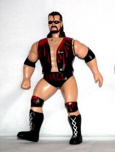 OSTM OSFT Wrestling figures Scott Hall WCW NWA WWF WWE LJN Hasbro