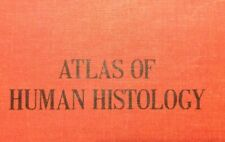 An Atlas Of Human Histology - Mariano S H Di Fiore - HC - 1961 - Illustrated