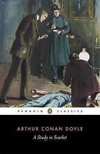 Good, A Study in Scarlet (Penguin Classics), Conan Doyle, Arthur, Book