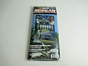 "NASCAR Jimmie Johnson #48 Hendrick Motorsports Seven Time Champ 27""x37"" Flag"