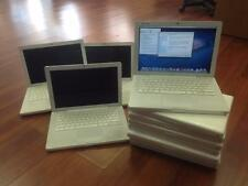 """Lot of 10 A1181 Apple Macbook 13"""" 2.0ghz 160GB 2GB 10.7 Lion New battery & PA"""