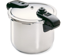 Presto 01370 8-Quart Stainless Steel Pressure Cooker - Freeshipping